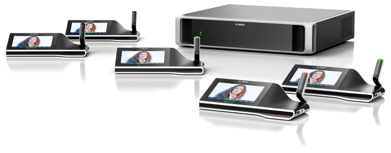 Bosch-DCN-Multimedia-Conference-System