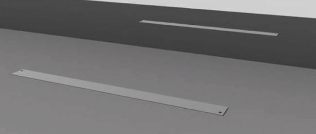 Благодаря уникальной конструкции мониторы практически невидимы.