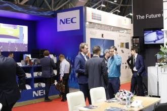 NEC Display Solutions приняла участие в Integrated Systems Russia